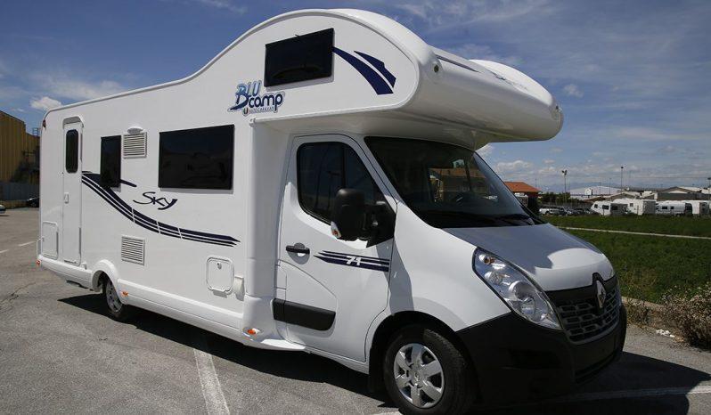 Autocaravana Blucamp sky 50g
