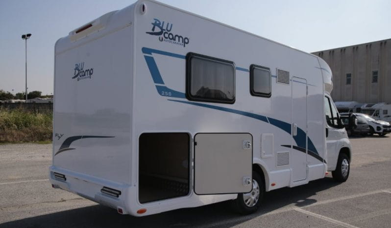 Autocaravana Blucamp Fly 25 S lleno