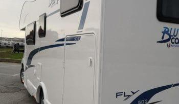 Autocaravana Blucamp Fly 50 G lleno
