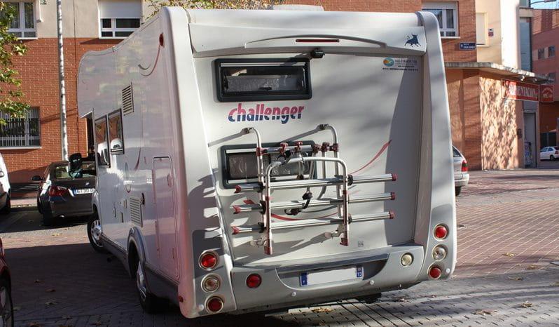 Challenger Mageo 161 lleno