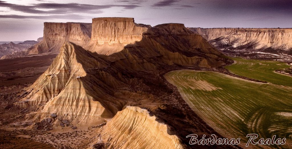 paisaje de pelicula