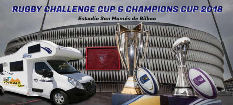 CHAMPIONS CUP RUGBY BILBAO