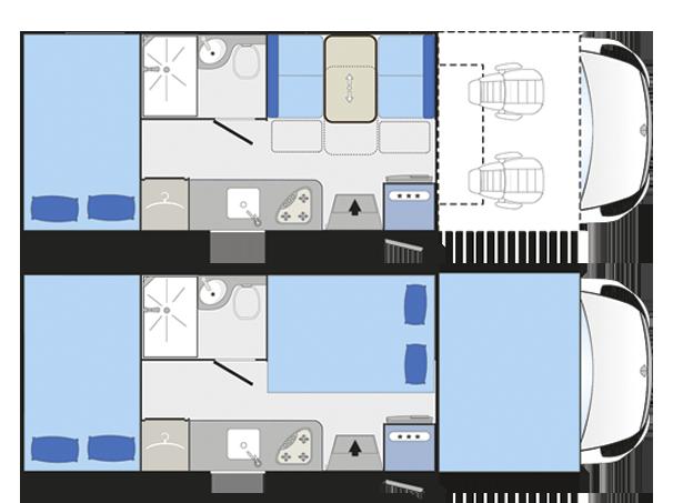plano interior blucamp 50g