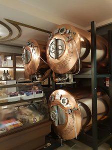 El Alfoz de Burgos barriles cerveza