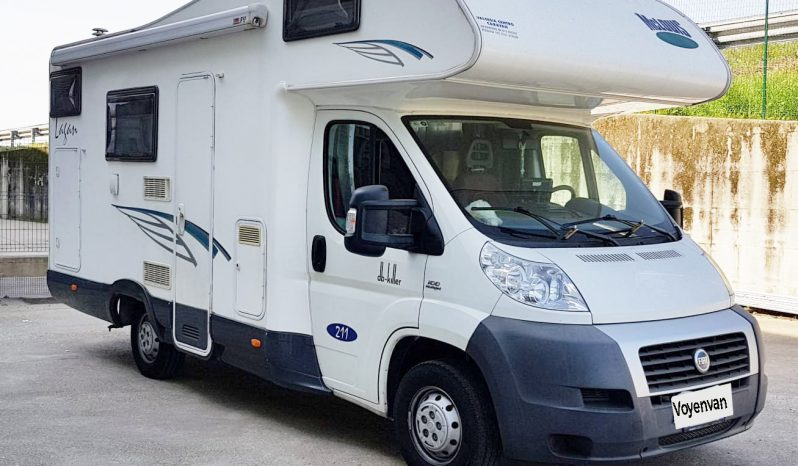 Autocaravana Mc Louis Lagan 211