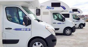 autocaravanas Blucamp