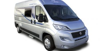 camper blucamp optimist 100