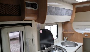 Autocaravana Lucky 511 Limited Edition lleno