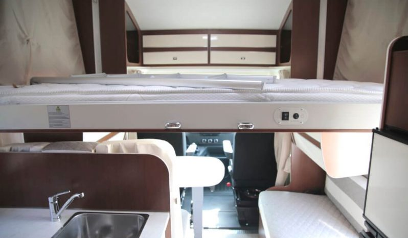 Autocaravana Blucamp SuperFLY 526 S lleno