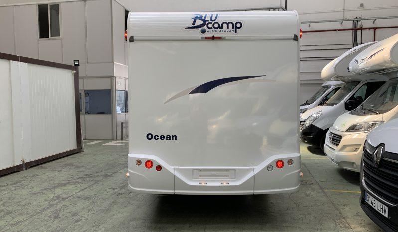 Autocaravana Blucamp Ocean 22 lleno
