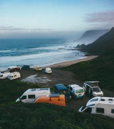 Dónde acampar con autocaravanas