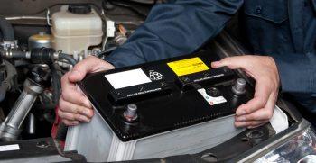tipos de baterias para autocaravanas