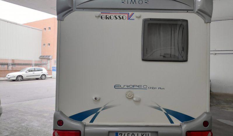 Autocaravana de ocasión Rimor Europeo 91 PLUS lleno