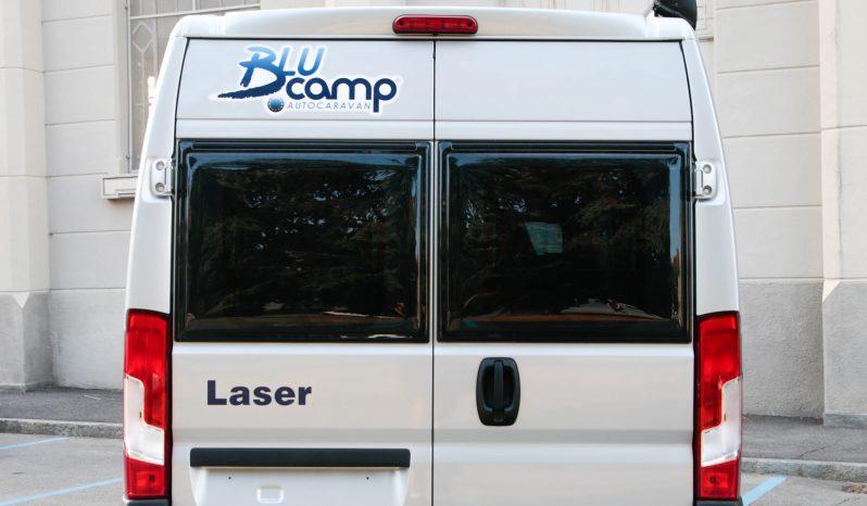 Furgoneta camper Laser 600 lleno