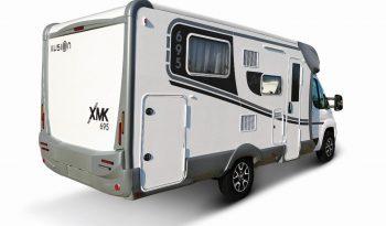 Autocaravana Ilusion XMK 695 lleno