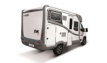 Autocaravana Ilusion XMK 590 lleno