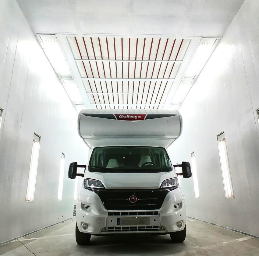 taller autocaravanas caravanas y furgonetas camper