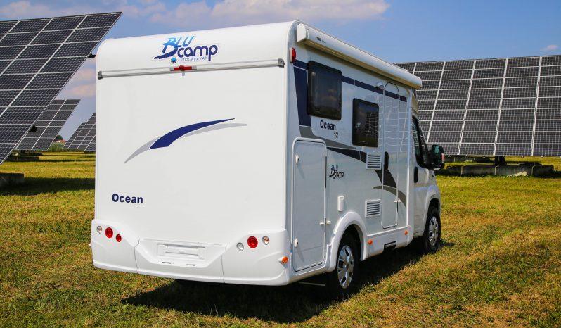 Autocaravana Blucamp Ocean 12 lleno