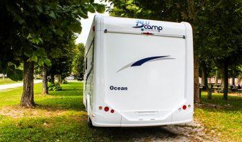 Blucamp Ocean 522 Autocaravana lleno
