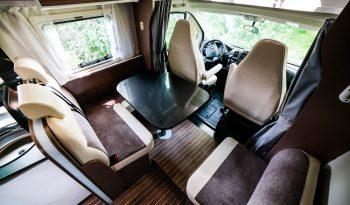 Autocaravana Blucamp Ocean 525 lleno