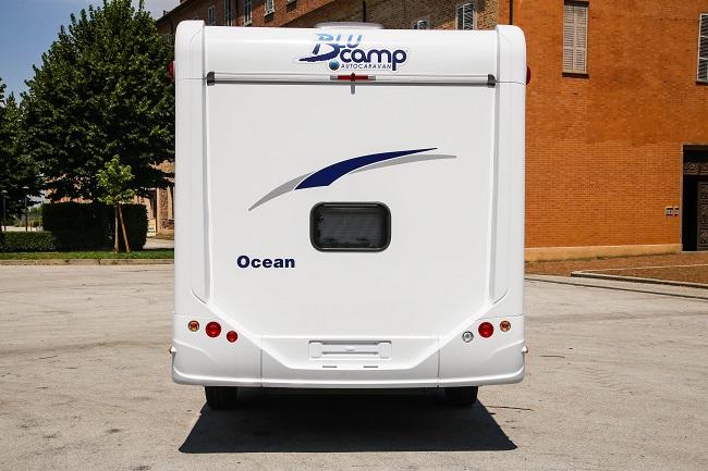 Blucamp Ocean 651 Autocaravana lleno