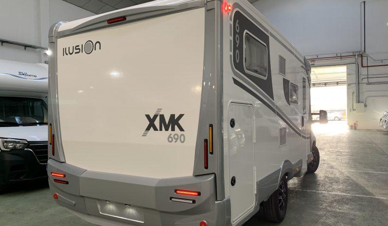 Autocaravana Ilusion XMK 690 lleno