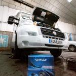 Revisión para caravanas, autocaravanas y camper mecánica
