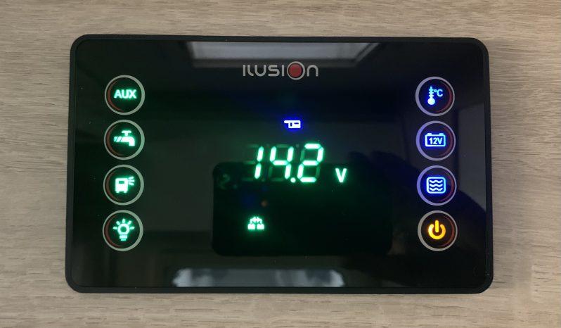 Autocaravana Ilusion XMK 740 lleno