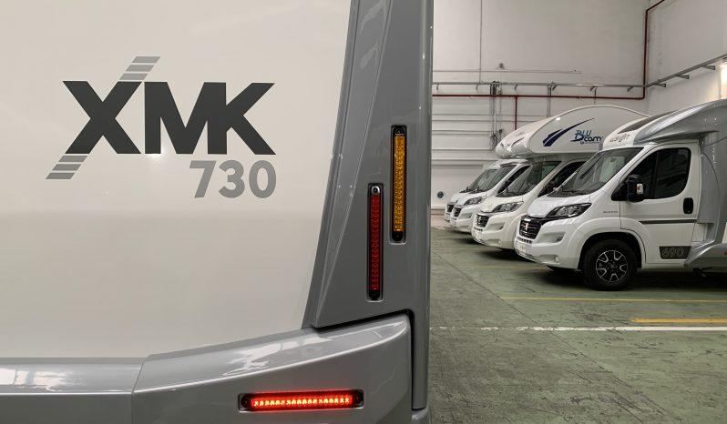 Autocaravana Ilusion XMK 730 lleno