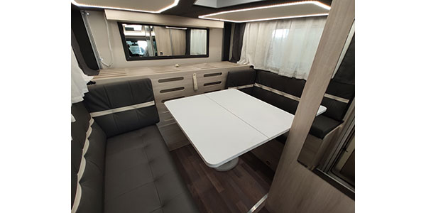 Autocaravana Ilusion XMK 590FF H lleno