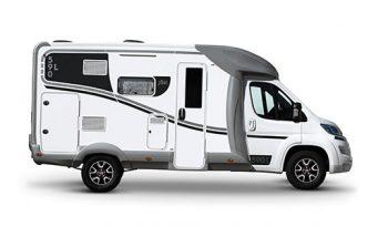 Ilusion XMK 590L H Autocaravana lleno