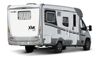 Ilusion XMK 650 H PLUS Autocaravana lleno