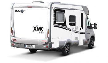 Ilusion XMK 650 H Autocaravana lleno